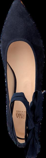 Blauwe FRED DE LA BRETONIERE Ballerina's 140010010  - large