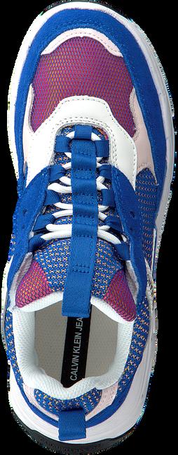 Blauwe CALVIN KLEIN Sneakers MAYA  - large