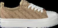 Beige GUESS Lage sneakers BRIGS  - medium