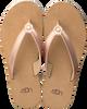 gouden UGG Slippers TAWNEY METALLIC  - small