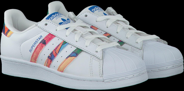 adidas sneakers dames gekleurd