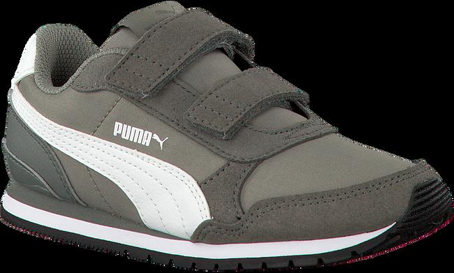 Grijze PUMA Sneakers ST.RUNNER JR  - large