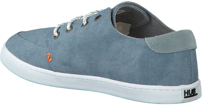 Blauwe HUB Sneakers BOSS - large