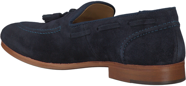 Blauwe HUMBERTO Loafers DOLCETTA  - large