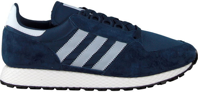Blauwe ADIDAS Sneakers FOREST GROVE - large