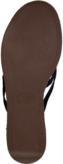 Zwarte UGG Slippers ANNICE  - large