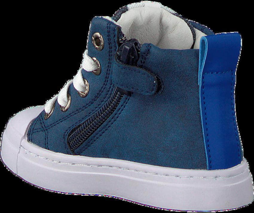Blauwe SHOESME Lage sneakers SH20S009  - larger