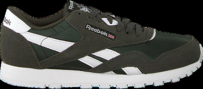 Groene REEBOK Sneakers CL NYLON - large