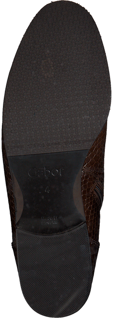 Cognac GABOR Veterboots 745 - large