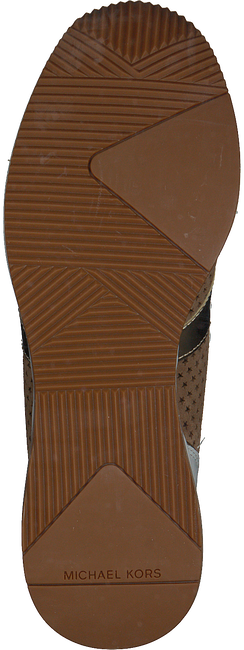 Beige MICHAEL KORS Sneakers LIV TRAINER  - large