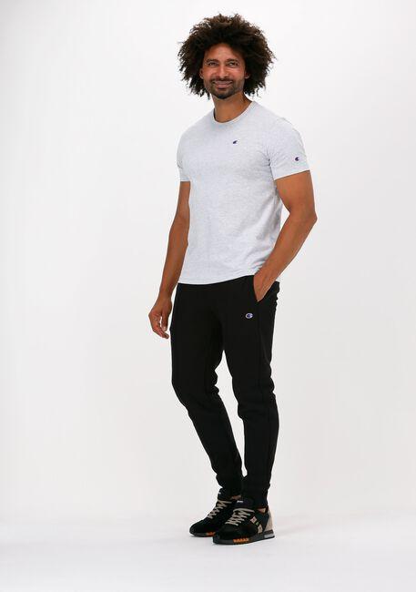 Zwarte CHAMPION Sweatpant RIB CUFF PANTS - large