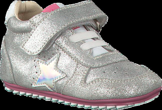 Zilveren SHOESME Babyschoenen BP8S008  - large