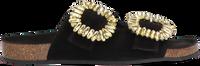 Zwarte TORAL Slippers TL-10865  - medium