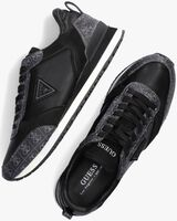 Zwarte GUESS Lage sneakers NEW GLORYM  - medium