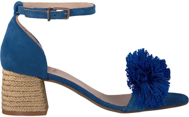 Blauwe FRED DE LA BRETONIERE Sandalen FRS0333 SANDALET 5CM 5CM SUEDE - large