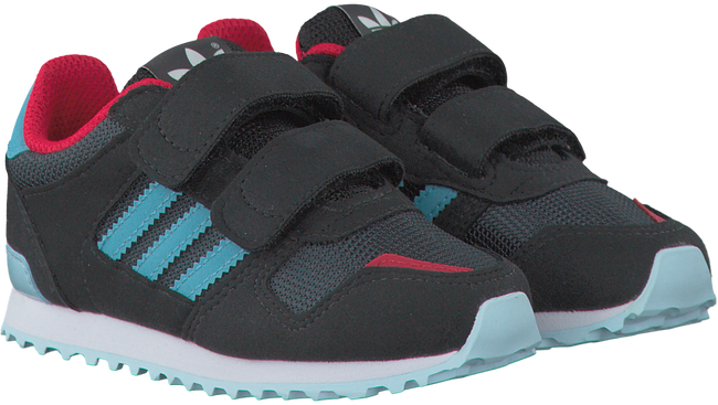 Zwarte ADIDAS Sneakers ZX 700 KIDS VETER  - large