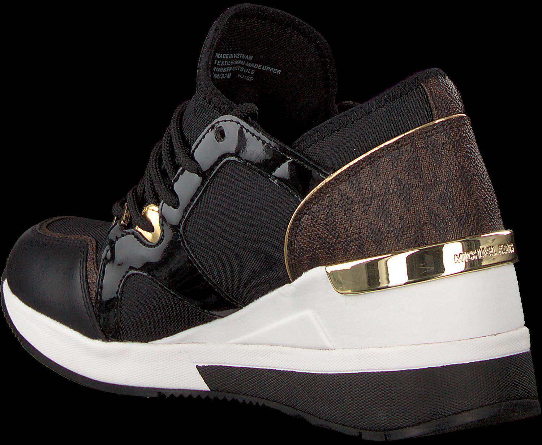 39066614080 Zwarte MICHAEL KORS Sneakers LIV TRAINER. MICHAEL KORS. Previous