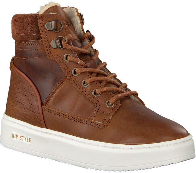 Cognac HIP Sneakers H2586 - large
