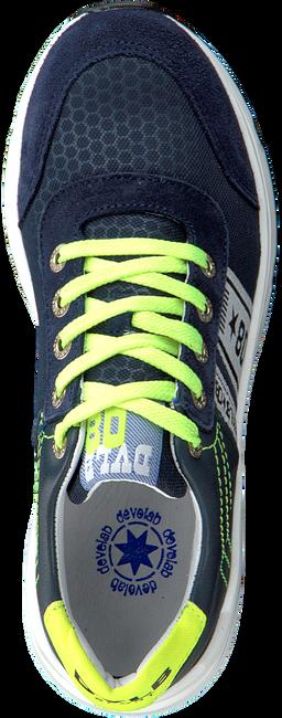 Blauwe DEVELAB Lage sneakers 41421  - large