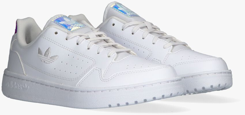 Witte ADIDAS Lage sneakers NY 90 J  - larger