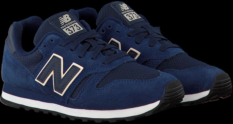 blauwe NEW BALANCE Sneakers WL373 DAMES | Omoda