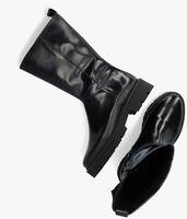 Zwarte TANGO Enkellaarsjes BEE BOLD 8  - medium