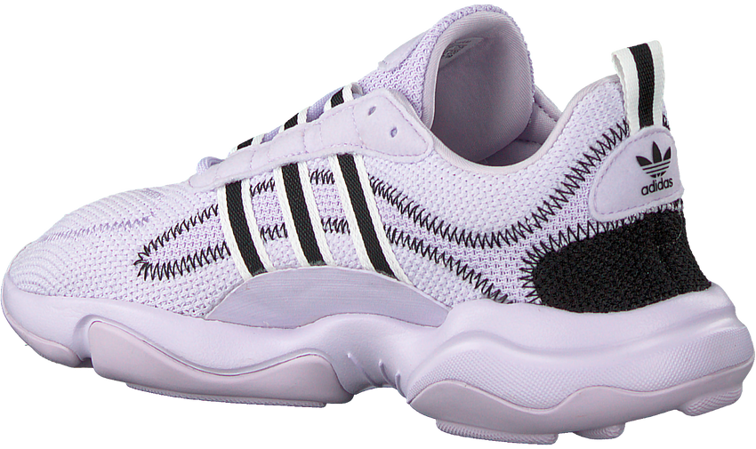 Paarse ADIDAS Lage sneakers HAIWEE W D  - larger