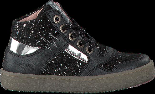 Zwarte RED RAG Sneakers 15510  - large