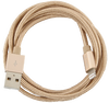 Gouden LE CORD Oplaadkabel SYNC CABLE 1.2 - small