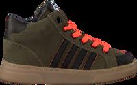 Groene PINOCCHIO Hoge sneaker P1882  - medium