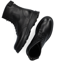 Zwarte WOOLRICH Hoge sneaker CITY BOOT  - medium