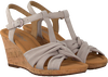 Taupe GABOR Sandalen 828 - small
