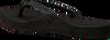 Zwarte REEF Slippers STAR CUSHION SASSY  - small