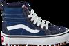 Blauwe VANS Sneakers UY SK8-HI MTE  - small