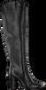 Zwarte BRONX Lange Laarzen NEW-AMERICANA 14165 - small