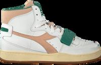 Witte DIADORA Hoge sneaker MI BASKET USED WN  - medium