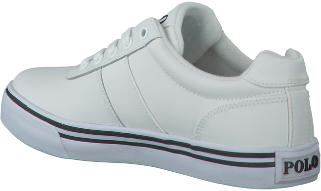 Witte POLO RALPH LAUREN Sneakers HANFORD KIDS  - large