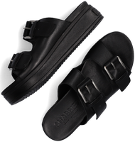 Zwarte SHABBIES Slippers 170020174  - medium