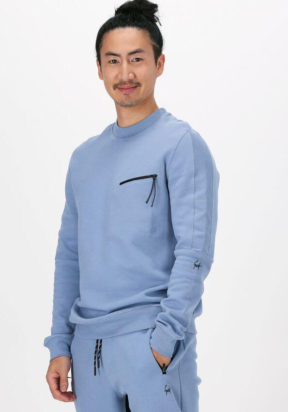 Groene GENTI Sweater J4000-3221 - larger