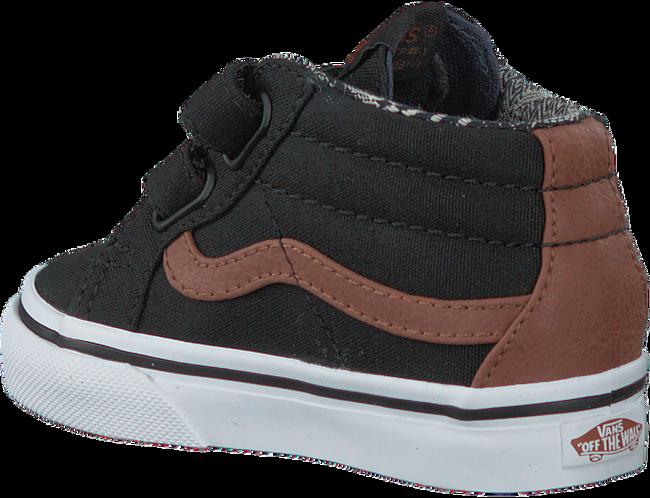 Zwarte VANS Sneakers SK8-MID REISSUE V  - large