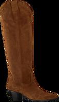 Cognac NUBIKK Lange laarzen ALEX GILLY  - medium