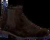 Bruine FLORIS VAN BOMMEL Chelsea boots 10902  - small