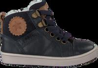 Blauwe OMODA Hoge sneaker OM120717  - medium