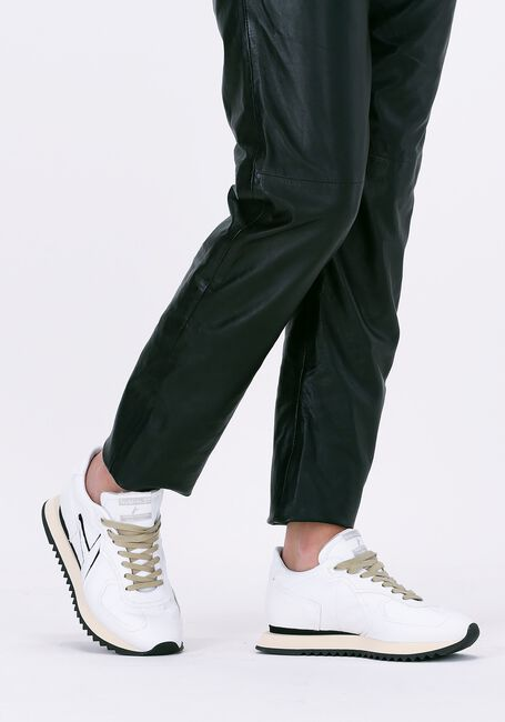 Witte ARCHIVIO 22 Hoge sneaker 430  - large