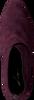 Rode LOLA CRUZ Enkellaarsjes 176T30BK-I18 - small