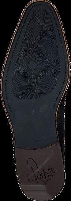 Zwarte REHAB Nette schoenen GREG WALL 02  - large