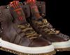 Bruine VINGINO Sneakers STYN HIGH  - small