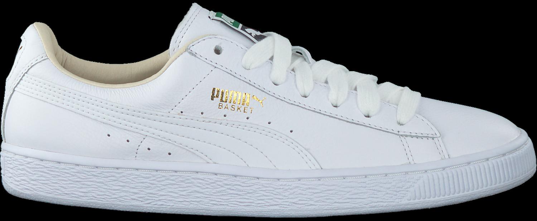 d21de7008dd Witte PUMA Sneakers BASKET CLASSIC MEN - large. Next