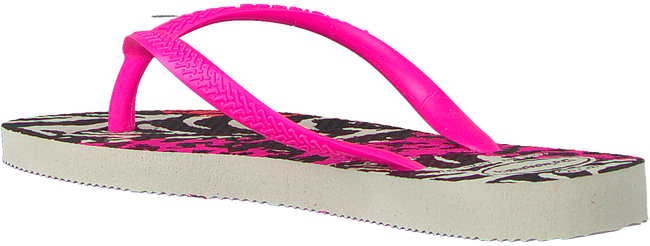 Roze HAVAIANAS Teenslippers KIDS SLIM ANIMALS  - large