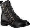 Zwarte OMODA Biker boots 165K SOLE KIRA - small